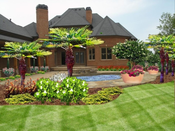 Landscaping Photo Design