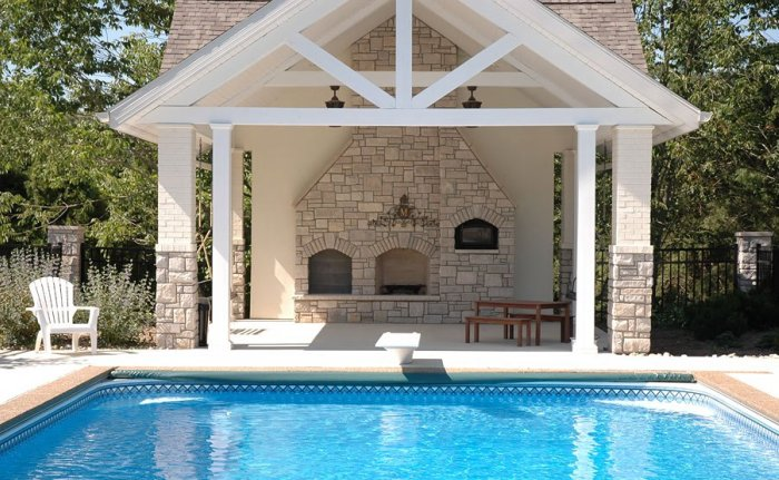 Atlanta landscaping photos for House plans with swimming pools