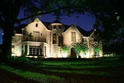 Landscape lighting atlanta landscape lighting aloadofball Image collections
