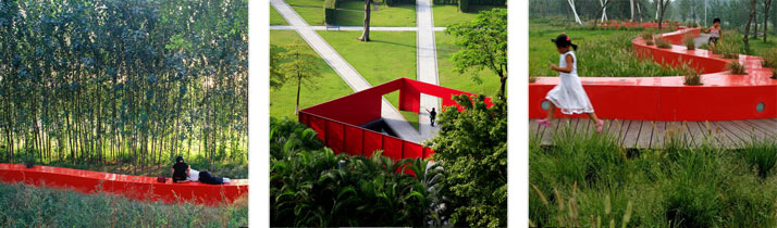 Atlanta landscape architecture for Red landscape architects